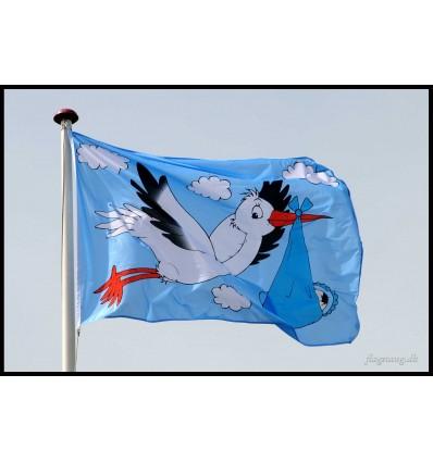 Drenge baby flag