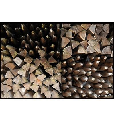 Vinstokke i Robinie træ 18-24 cm2