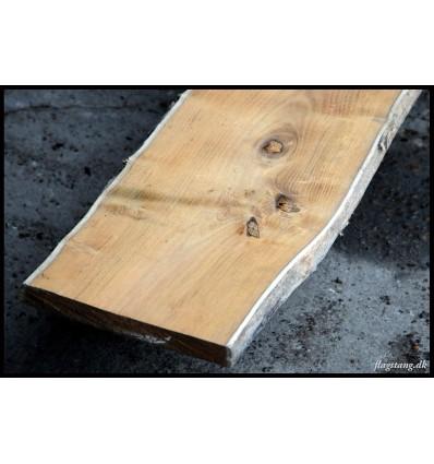 Robinie kalmar træ 25x200-300 mm.